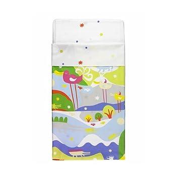 Ikea Bettwäsche Baby ikea djurpark bettwäsche in bunt 2tlg amazon de küche haushalt