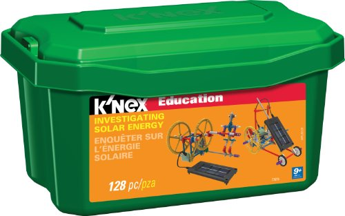 K'NEX Education - Investigating Solar Energy Set JungleDealsBlog.com