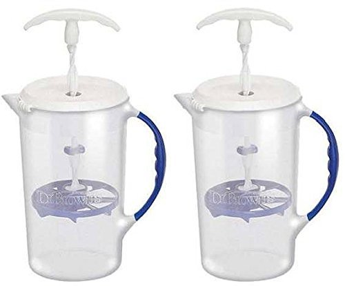 Dr. Browns Formula Mixing Pitcher - 2 Count