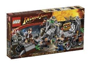 [해외] LEGO (레고) INDIANA JONES (인디안나 존스) CHAUCHILLA CEMETERY BATTLE (7196) 블럭 장난감 (병행수입)
