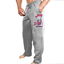 PGxln Men's University Of Mississippi Colonel Workout Pants