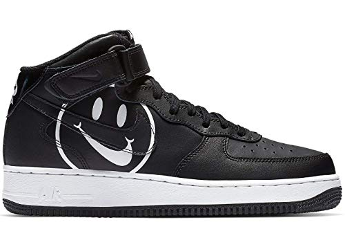 Nike Junior Air Force 1 High LV8 2 BlackWhite Sneaker