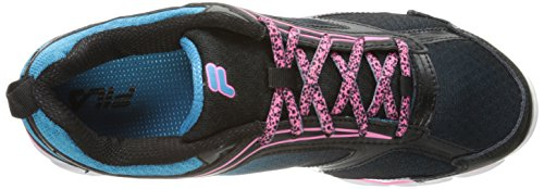 Fila Stride 3 Fibra sintética Zapato para Correr