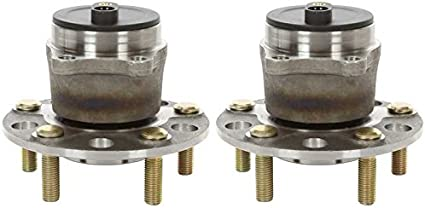 Prime Choice Auto Parts HB615098PR Front Hub Bearing Assembly Pair