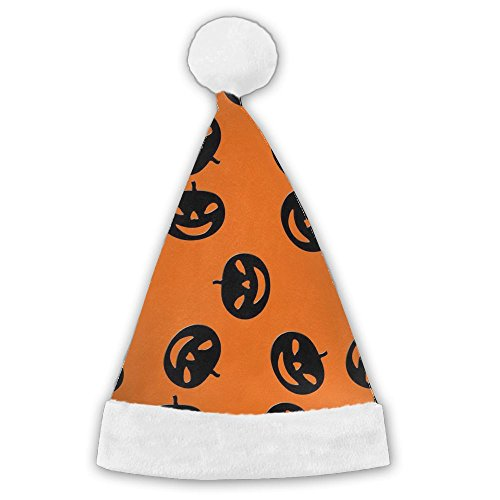Spirit Holloween Costumes (Ruin Holloween Pumpkin Face.png Happy Christmas Hat Stylish Santa Hat Holiday Theme Hat 3D Graphics Print For Adults And Kids)