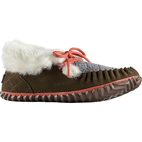 Sorel Womens Out Su Mocassini Nori / Nettare