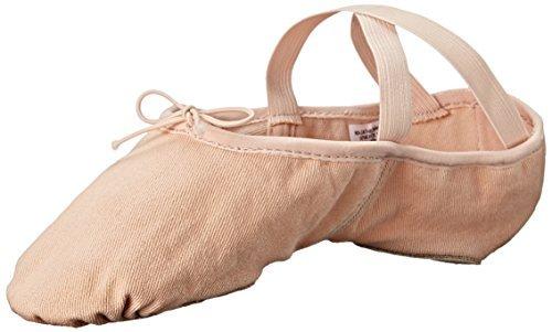 Womens Zenith Flat Bloch Pink Ballet Dance T5xPPq