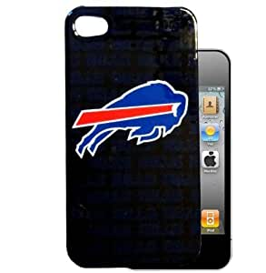Buffalo Bills Graphic Electronics Case for iPhone 4/4S - 1 Pack - Licensed by Siskiyou