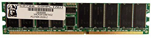 (Viking 1GB PC2700 DDR-333MHz ECC Reg DIMM VI4CR287228ETK)