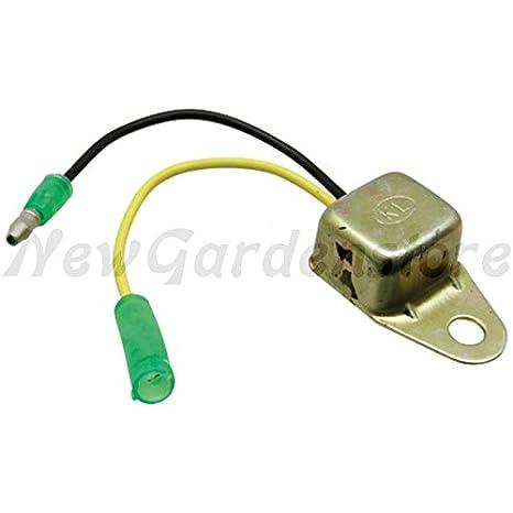 Sensor Aceite Tractor cortacésped cortacésped Original Loncin ...