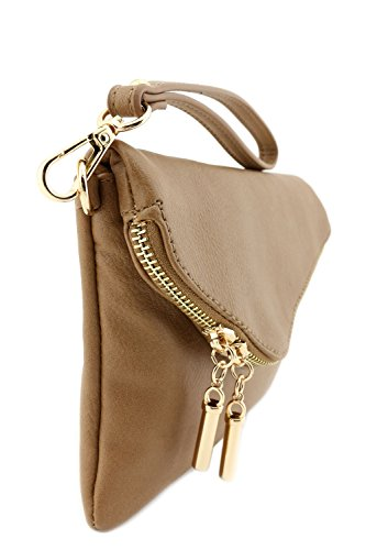 Wristlet Stone Clutch Crossbody Bag Chain Envelope Strap with SHdcFw0dAq