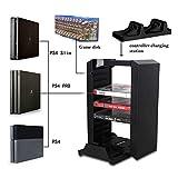 Anrain PS4/PS4 Slim Multifunctional Detachable