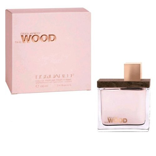 SHE WOOD perfume by Dsquared2 for women. EDP 3.4oz (Pack of 5)