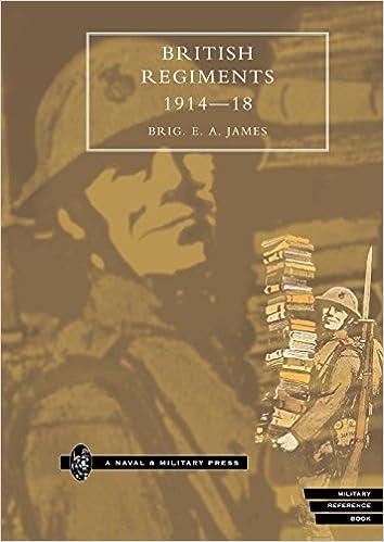 British Regiments 1914-18: British Regiments 1914-18: Amazon