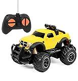 Click N' Play CNP1043 Remote Control Car, Mini Pickup Truck, Rock Crawler Radio Control Vehicle,