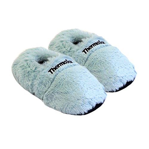 Thermo Sox aufheizbare Hausschuhe Körnerpantoffeln Wärmeschuhe Mikrowellenschuhe Supersoft Arctis