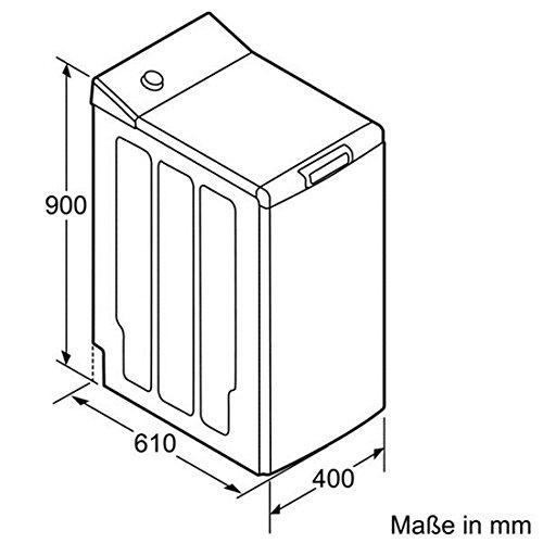 Lavadora De Carga Superior 3Tl865 De 6 Kg Y 1.200 Rpm Balay 3TL865