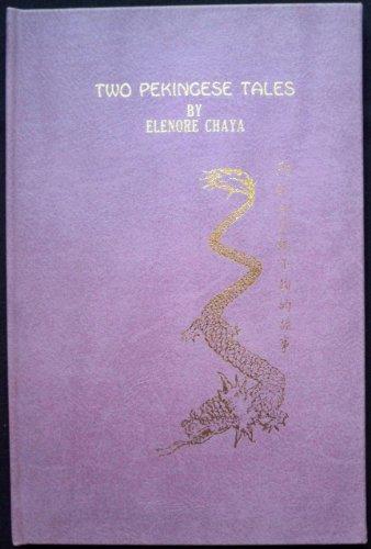 Two Pekingese Tales