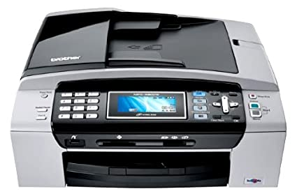 amazon com brother mfc 490cw color inkjet wireless all in one rh amazon com Brother MFC 490Cw Setup brother mfc-490cw printer driver for windows 7