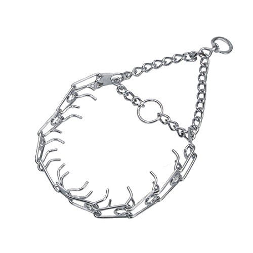HERM SPRENGER Pinch Collar-Small 12'' x 2.25mm by Herm Sprenger