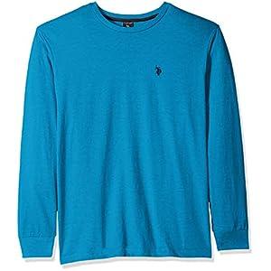 U.S. Polo Assn. Men's Long Sleeve Crew Neck T-Shirt,