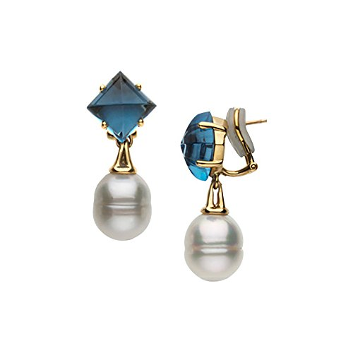 18k-yellow-gold-square-shaped-london-blue-topaz-and-paspaley-south-sea-cultured-pearl-earrings