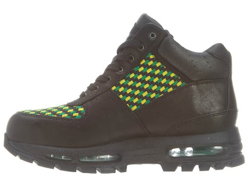Nike Men's Air Max Goadome Boot Black/Pine Green-varsity Maize buy cheap order low cost sale online 2014 newest sale online outlet pre order mZyr2