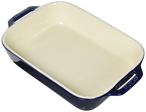 Staub 10.5x7.5 Ceramic Baking Dish