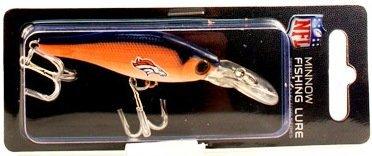 Denver Broncos Minnow Crankbait NFL Fishing - Outlets Factory Denver
