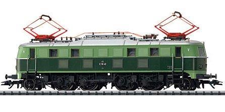 T22348 - Märklin Trix H0 - Elektrolokomotive E18 42, BBÖ, Ep.III