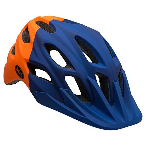 Bell Fluorine Youth Bike Helmet Blue/Orange
