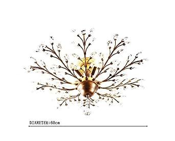 CanYa Crystal Chandelier Lighting Pendant Light -Great for the Dining Room Foyer Living Room