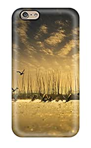 Hard Plastic Iphone 6 Case Back Cover,hot Sunset Flight Case At Perfect Diy