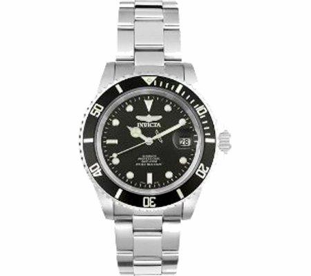Invicta Men's Pro Diver Coin Edge Automatic SS 8926OB