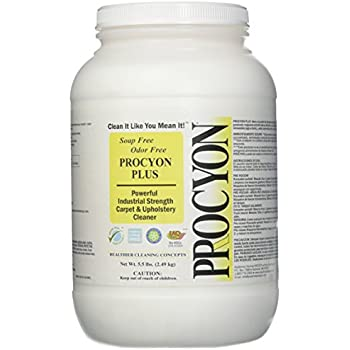 Amazon.com: Procyon Plus powder – Limpieza de alfombras ...