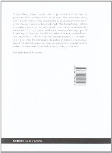 Descargar Libro Ciudad Es De Todos, La Paulo Mendes Da Rocha