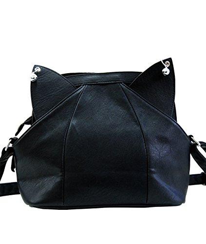 Bandoulière Taille Femme Pour Sac Unique Noir Banned 05wzHq5