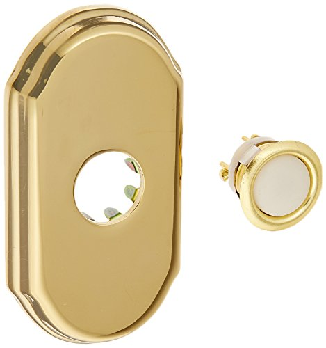 Baldwin 9BR7017-004 Arch Bell Button