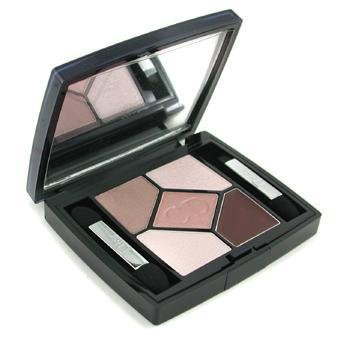 Christian Dior 5 Color Designer All in One Artistry Palette for Women, No. 508 Nude Pink Design, 0.15 - Pink Dior Christian