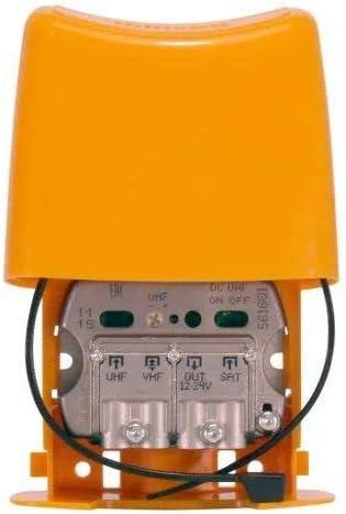 Televes 561601- Amplificador de mástil NanoKom (LTE790, 1er Dividendo Digital): Amazon.es: Bricolaje y herramientas