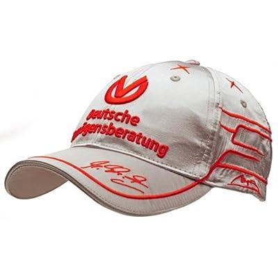 Exclusive Michael Scumacher Cap by Michael Schumacher