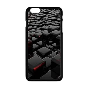 """Iphone 6 Plus Slim Case 3D Block Design Cover For Iphone 6 Plus (5.5"""")"""