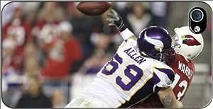 Minnesota Vikings NFL Case For HTC One M8 Cover Case v8 3102mss
