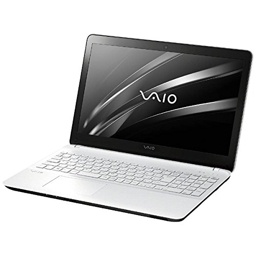 VAIO 15.5型ノートPC[ Home Celeron HDD 500GB メモリ 4GB] VAIO Fit15E mk3 VJF15690511W (2017年2月モデル)の商品画像