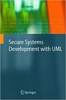 Book Secure Systems Development with UML