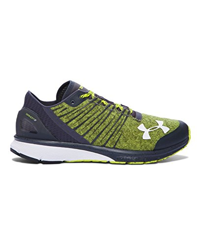 Under Armour Men's UA Charged Bandit 2 XCB Running Shoes 12 Flash Light