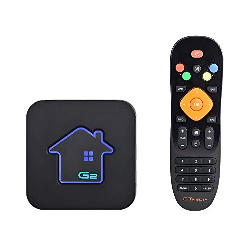 GTMEDIA G2 TV Box+IPTV Server 4K HDR Android 7.1 Ultra HD 2G 16G WIF Set top Box, Built-in WiFi