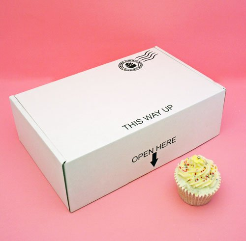 Cakes-Away Postable Cupcake Box - 10 Pack