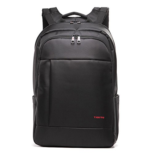 Kopack Business Laptop Backpack 15.6 16 up to Most 17 Inch Water resistant Black Travel bag