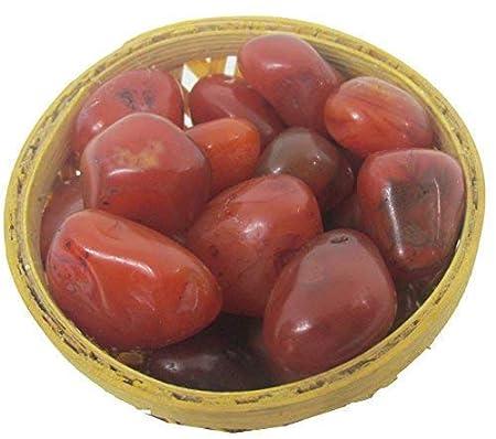Set of 7 JewelsWonder Spiritual Energised 7 Chakra Pebbles Healing Crystal Chakra Stones